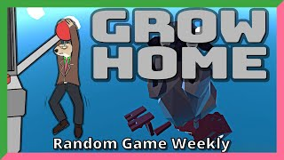 Grow Home — Lessons in traumatic insemination — Yahweasel's Random Game Weekly