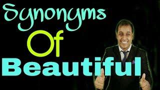 Vocabulary Development : Synonyms of Beautiful