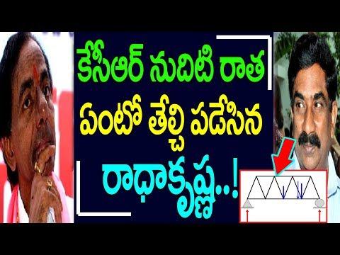 కెసిఆర్ నుదిటి రాత ఏంటో తేల్చి పడేసిన రాధాకృష్ణ | Radha Krishna On Telangana Elections | Telugu News