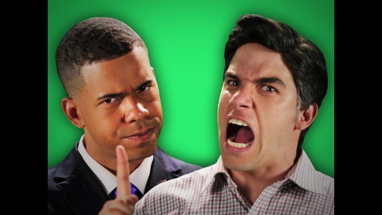 Barack Obama vs Mitt Romney | Epic Rap Battles of History ...