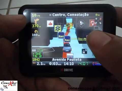 Atualização Gps 2014 Ndrive IGO 8 com 4 mapas do Brasil e radares atualizados