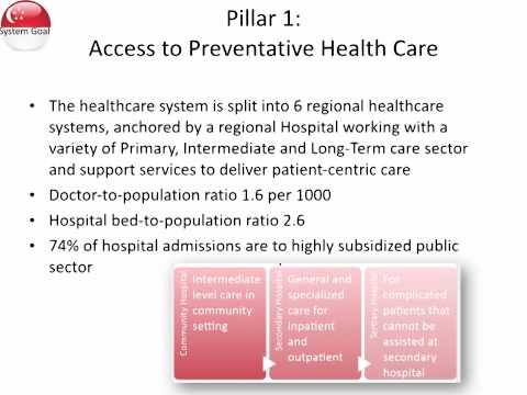 Singapore's Health System: An Analysis
