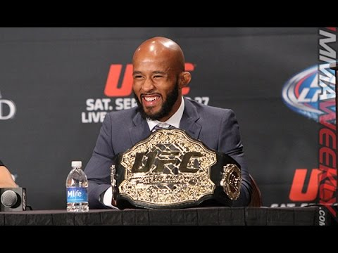 Demetrious Johnson: Challenge to Become The Perfect Mixed Martial Artist  (UFC 178 Post Press)