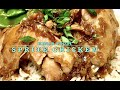 Sprite Chicken Ninja Foodi One Pot, Cheekyricho Cooking Youtube Video Recipe ep.1,454