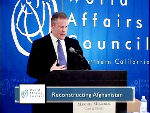 Daniel Green on Reconstructing Afghanistan In Brief