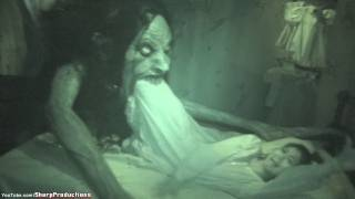 La Llorona at Halloween Horror Nights 2011 Universal Studios Hollywood