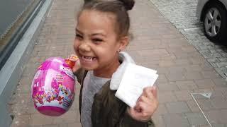 Spoilt kid takes Rainbowcorns & Boobocorns for a drive in a Lamborghini | PART 2