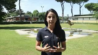 "Arianna Guidarelli al Seminario ""Women, Leadership & Sport"""