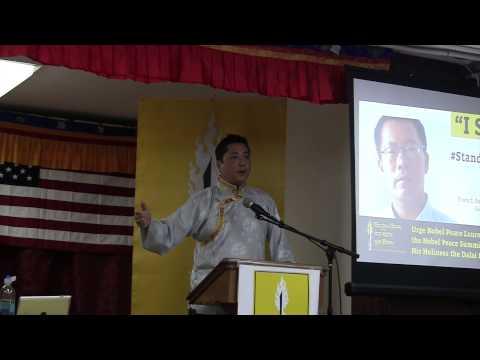 TNC President Jigme Ugen La