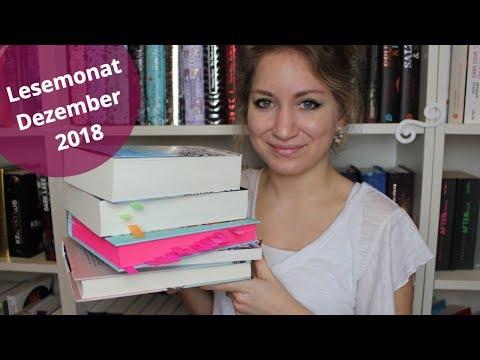 ✨ Gelesene Bücher: Mein Lesemonat Dezember 2018