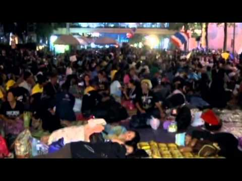 Thailand protests  Tens of thousands begin 'Bangkok shutdown'