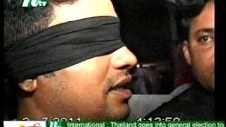 Bangladesh : Doctor Caught Selling Medical College Final Exam Question Papers-NTV-03-07-2011.mpg