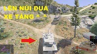GTA 5 Mod - Tank Racing in GTA V