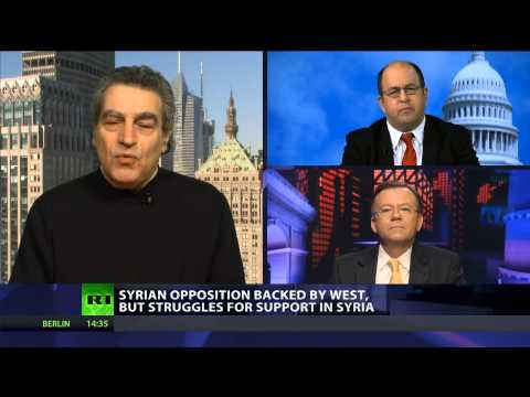 CrossTalk: Syria - Talking The Talk?