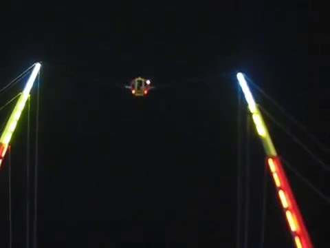 Amazing Slingshot, Dubai Shopping Festival, Global Village, Dubai