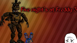 Five night at