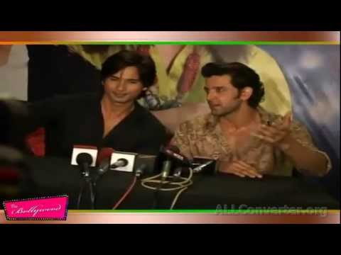 Shahid Kapoor & Hrithik Roshan Interview on the sets of Just Dance for promotion of Mausam [FULL]