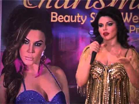 Rakhi Sawant launch Video song Party Punjabi Style