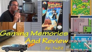 Back To The Future - NES - Gaming Memories And Review