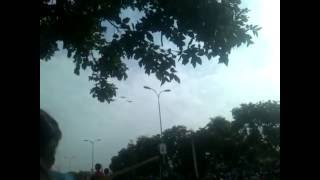 Fly past of Army mushshaq aeroplane on 6 September show Pakistan my jan