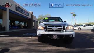 2007 Ford Ranger SuperCab XLT 4WD Truck - Luxury Motorsports