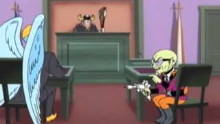 004 Harvey Birdman abogado legal Bombas con chocolate  Espaol latino