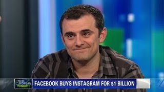 Gary Vaynerchuk on Facebook, Instagram