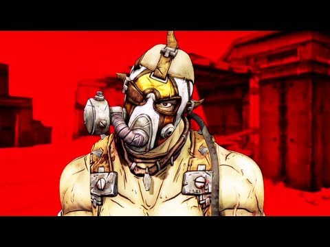 Borderlands 2 Krieg Cinematic Trailer