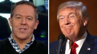 Gutfeld: President Trump beats the press to the punch