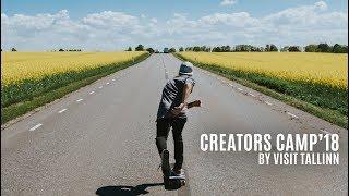 Visit TALLINN   Creators Camp 2018 - apply now