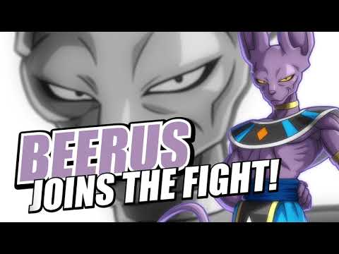 Dragon Ball FighterZ - Beerus Character Trailer | PS4, X1, PC