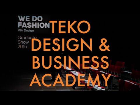 VIA TEKO Design & Business School - Copenhagen Fashion Week AW15