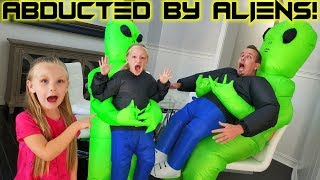 Abducted By Aliens From Area 51! Trinity Pranks Madison!!