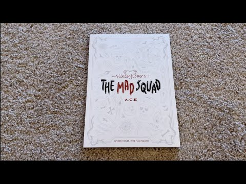 Download A.C.E The Mad Squad Undercover Unboxing Mp4 baru