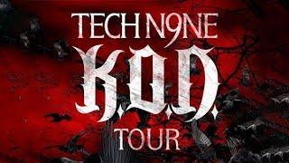 Tech N9ne - K.O.D. Tour (Live in Kansas City) 2010 HD