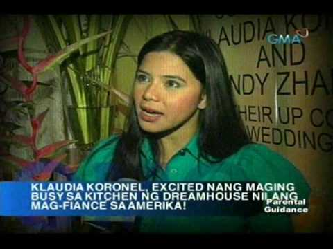 Klaudia Koronel @ Showbiz Central (8-9-09)