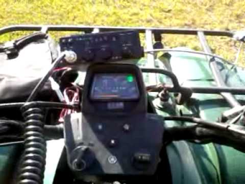 Atv cb radio
