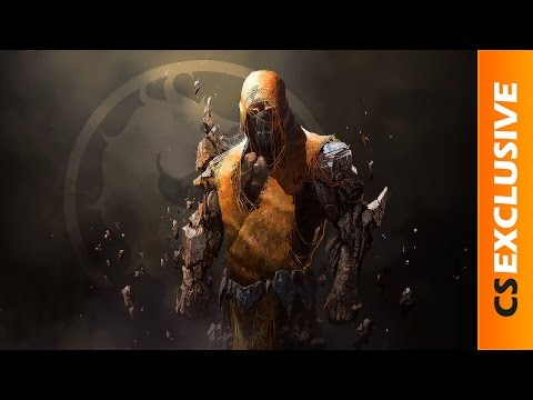 Mortal Kombat Tremor - Speed Painting (#Paint Tool SAI) | CreativeStation Exclusive