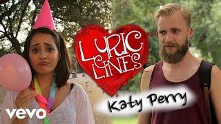 Katy Perry Lyrics Pick Up GUYS? #VevoLyricLines