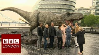 Dinosaurs in Slough – BBC London News