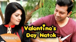 Tomay Vebe Lekha Tahsan, Tisha Valentines Day Natok 2016 720p