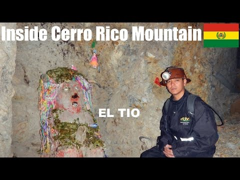 My Trip to Bolivia: Being a Miner in Cerro Rico Silver Mine Mountain 2 of 2