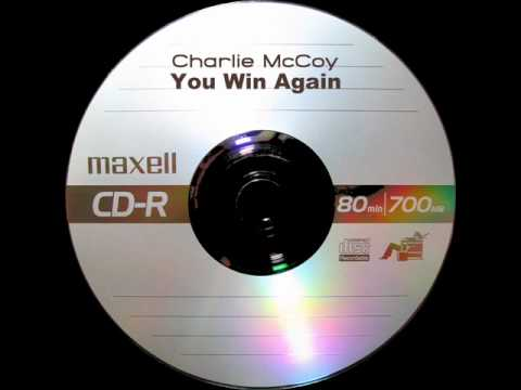 Charlie McCoy - You Win Again