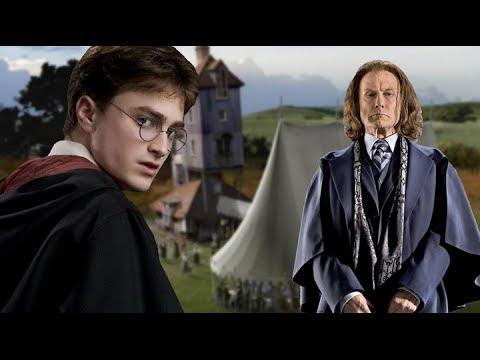 Prázdniny Harryho Pottera (1) - Výhra v loterii (CZ Dabing...