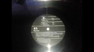 K5 Passion ''Three `n one Mix'' VINYL