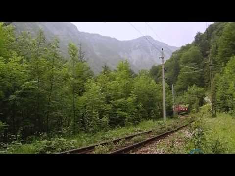 Железные дороги мира. Австрия