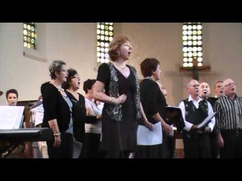 Bekoor zingt in Middelburg (Vól-koren dag 2011) - Geef mij je hand