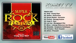 FESTIVAL ROCK INDONESIA 9
