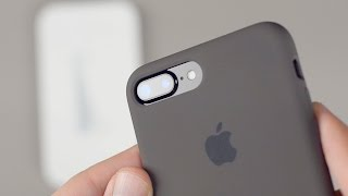 Review - iPhone 7 Plus Silicone Case