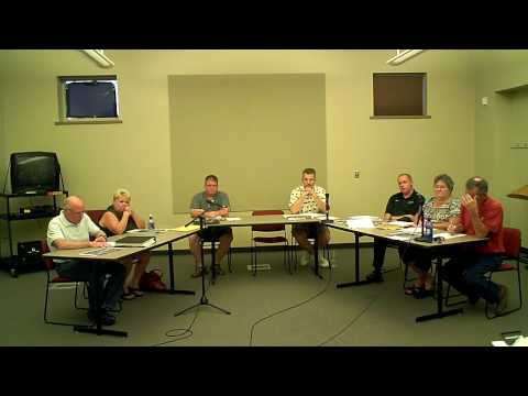 (1 of 2) Flooding and Flood Insurance in Kalona, Iowa